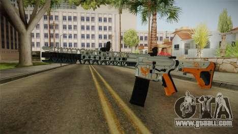 Ghost Recon: Wildlands - LVOA-C SHD PJ for GTA San Andreas