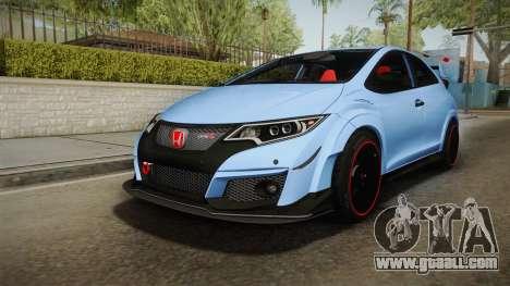 Honda Civic Type R 2015 for GTA San Andreas