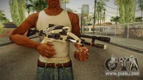 M-92 Mantis for GTA San Andreas third screenshot