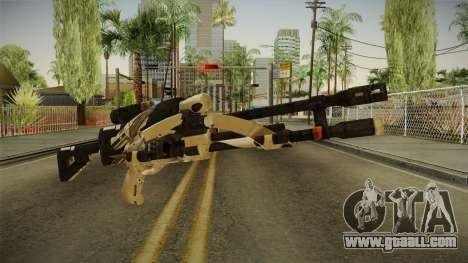 M-92 Mantis for GTA San Andreas