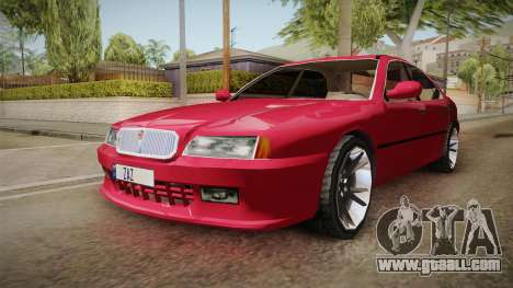 Rover 620 SDI for GTA San Andreas