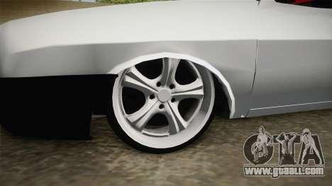 Dacia 1310 Berila Low for GTA San Andreas back view