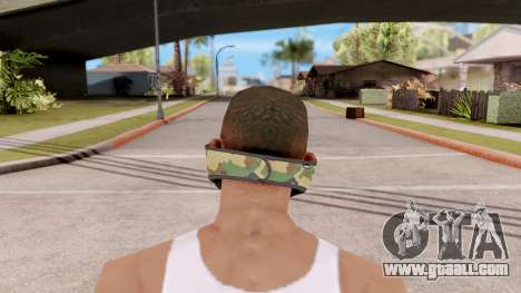 Mask Bigness for GTA San Andreas third screenshot