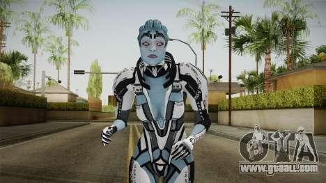 Mass Effect 2 - Samara Smokin Hot Unitologist for GTA San Andreas