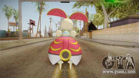 Pokémon SM - Magearna for GTA San Andreas third screenshot