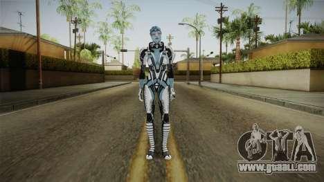 Mass Effect 2 - Samara Smokin Hot Unitologist for GTA San Andreas second screenshot