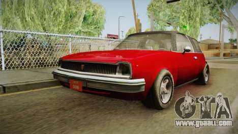 Driver: PL - Rhapsody for GTA San Andreas