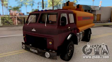 MAZ-500 Tank for GTA San Andreas