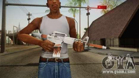 CS:GO - M4A1-S Freeze No Silencer for GTA San Andreas