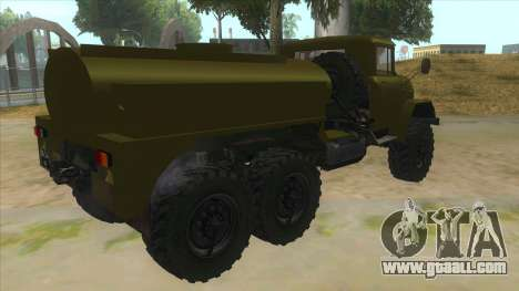 ZIL-131 ARS-14 CHERNOBYL for GTA San Andreas