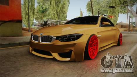BMW M4 RS for GTA San Andreas