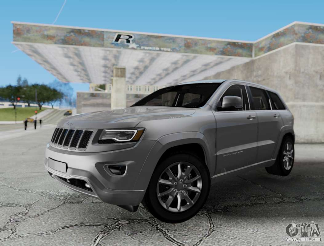 jeep grand cherokee limited for gta san andreas. Black Bedroom Furniture Sets. Home Design Ideas