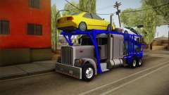Peterbilt 379 Packer Tractor