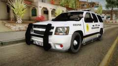 Chevrolet Tahoe 2013 Iowa State MVE for GTA San Andreas