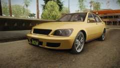 GTA 5 Karin Sultan SW IVF for GTA San Andreas