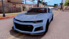 Chevrolet Camaro ZL1 2017 for GTA San Andreas