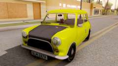 Mini Cooper 1300 Mr Bean