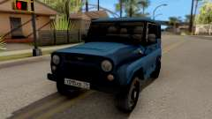 UAZ Hunter V8 Antigenic AcademeG