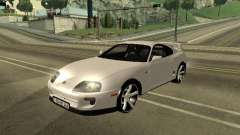 Toyota Supra Armenian for GTA San Andreas