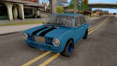 VAZ 2101 turquoise for GTA San Andreas