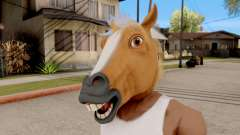 Mask Horse for GTA San Andreas