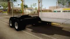 Double Trailer Livestock v2 for GTA San Andreas