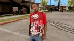 Ecko Unltd T-Shirt Red for GTA San Andreas