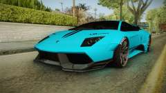 Lamborghini Murcielago LP670-4 SV Liberty Walk