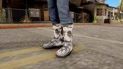 "Boots ""Winter Camo"" for GTA San Andreas"