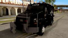 BearCat SWAT Truck for GTA San Andreas