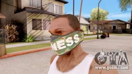 Mask Bigness for GTA San Andreas