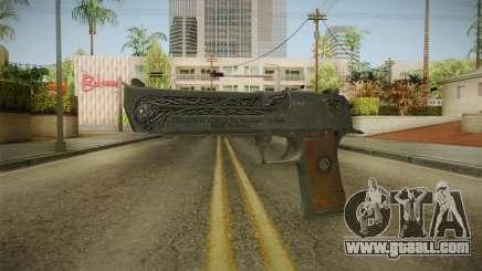 CS:GO - Desert Eagle Naga for GTA San Andreas