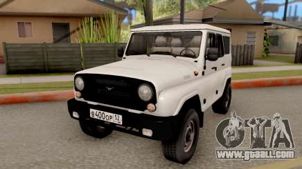 UAZ Hunter for GTA San Andreas