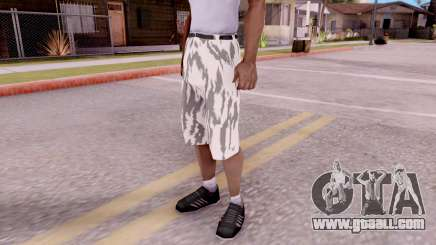 Breeches camo for GTA San Andreas