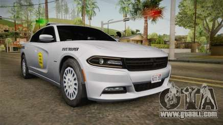 Dodge Charger 2015 Iowa State Patrol for GTA San Andreas