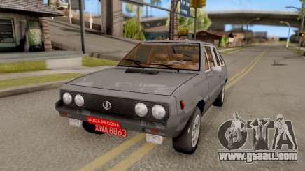 FSO Polonez Coupe 2.0X for GTA San Andreas