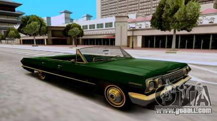 Chevrolet IMPALA for GTA San Andreas