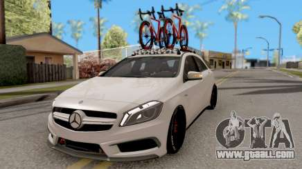 Mercedes Benz A45 AMG 2012 for GTA San Andreas