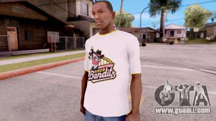 T-Shirt River Bandits for GTA San Andreas