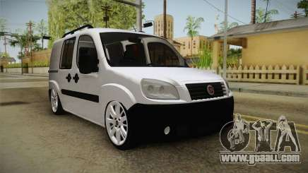 Fiat Doblo 2008 for GTA San Andreas