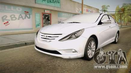 Hyundai Sonata 2013 for GTA San Andreas