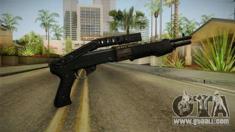 Franchi SPAS-12 China Wind for GTA San Andreas second screenshot