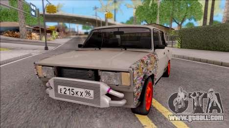 VAZ 2105 BK for GTA San Andreas