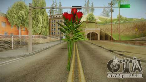 Flowers China Wind for GTA San Andreas second screenshot
