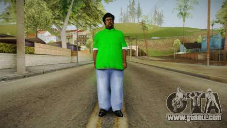 New Smoke for GTA San Andreas second screenshot