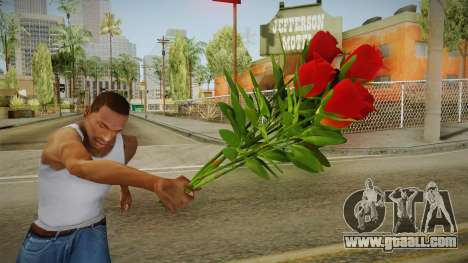 Flowers China Wind for GTA San Andreas third screenshot