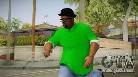 New Smoke for GTA San Andreas