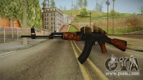 COD Advanced Warfare AK47 for GTA San Andreas
