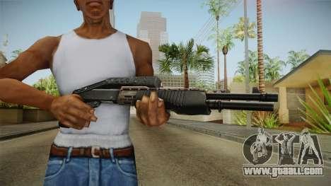 Franchi SPAS-12 China Wind for GTA San Andreas third screenshot