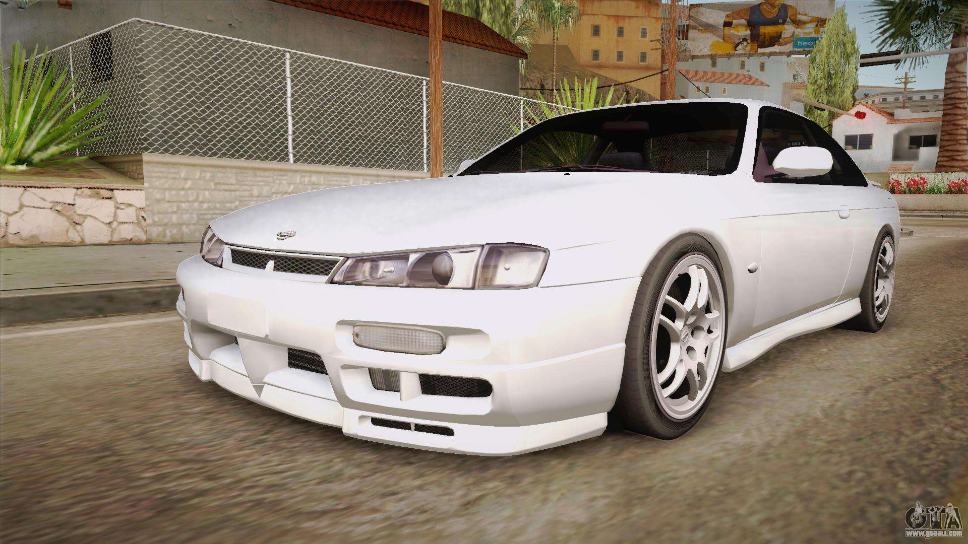 nissan 200sx 1994 for gta san andreas. Black Bedroom Furniture Sets. Home Design Ideas
